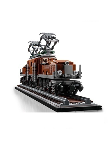 Lego Lego Creator 10277 Crocodile Locomotive Renkli